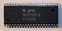 Процессор MN1873287JE