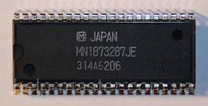 Процессор MN1873287JE (SDIP-42)