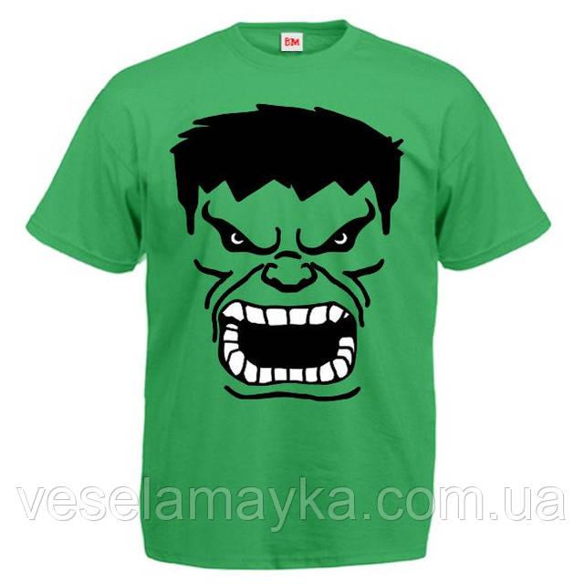 "Футболка ""Халк (Hulk)"""
