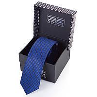 Мужской узкий шелковый галстук ETERNO (ЭТЕРНО) EG645