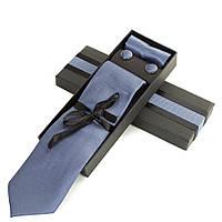 Комплект подарочный шелковый для мужчин ETERNO (ЭТЕРНО) EG638