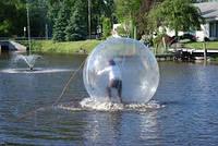 Прокат Сфера на воде