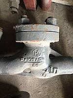 Энергетическая арматура Чеховского завода энергетического машиностроения Обратные клапаны старой и новой модел