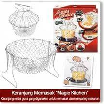 Складная решетка для приготовления Magic Kitchen, фото 2