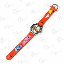 Часы детские det030red