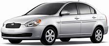 Фаркопы на Hyundai Accent (2006-2010)