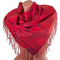 Женский двухсторонний платок из пашмины 90 на 86 см OZSOY AKSESUAR (ОЗСОЙ АКСЕСУАР) SAT12538