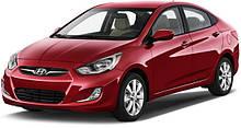 Фаркопы на Hyundai Accent (2011-2017)