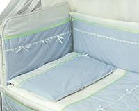 """""""ЛАПУШКА"""" Ограждение защитное в детскую кровать"""