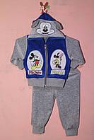 """Велюровый костюм """"Микки Маус-2"""""""