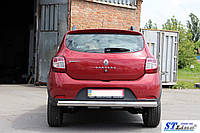 Dacia Sandero 2013 задняя дуга AK002