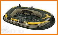 Надувная лодка INTEX | размер 198x108x38