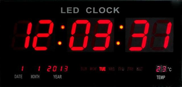 Часы электронные с календарём JH4622, цена 680 грн., купить в Киеве ... 140f4a65bde