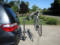 Як встановити велобагажник на фаркоп