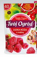Чай пакетированный Gwarancja jakosci Twoi Ogrod  Dzika Roza z malina 40пак 80g (Польша)