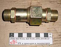 Муфта разъемная S32 под ключ (C32 Н.036)