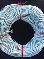 Шнур утяжеляющий 28г/м - 200м в оплетке леска + капрон для рыбацких сетей