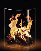 Стекло для камина огнеупорное жаропрочное SCHOTT ROBAX (под размер)