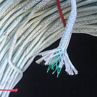 Шнур утяжеляющий 27г/м - 200м в оплетке леска + капрон для рыбацких сетей, фото 1