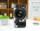 Чехол для Samsung Galaxy Grand2 G7102/G7105/G7106 панель накладка с рисунком три кота, фото 4