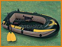 Надувная лодка для рыбалки | размеры 236x114x41 см