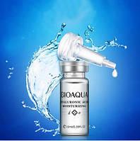Гиалуроновая кислота Bioaqua Hydrating для лица от морщин. Супер увлажняющий эффект