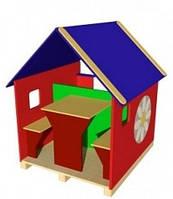 Детский игровой домик Квартирка