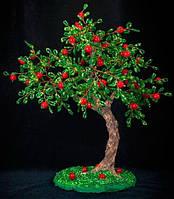 """Набор для творчества Бисерное дерево """"Яблоня"""" Danko Toys"""