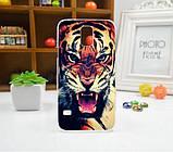 Чехол для Samsung Galaxy Core i8260/i8262 панель накладка с рисунком краски, фото 7