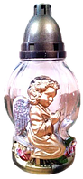 Лампада Молитва ангела 36П-40