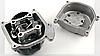 Головка цилиндра 4T GY6 50 см3 (для 139QMB/A, диаметр 39) в сборе JH (class:B)