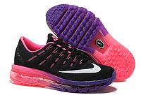 Женские кроссовки Nike Air Max 2015 black-pink-violet