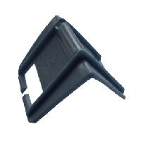 Прямоугольный защитный пластмассовый уголок