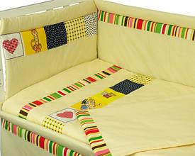 Лето  Ограждение защитное в детскую кровать