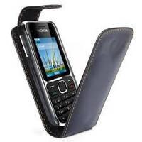 Флип чехол Nokia C2-05 (черный)