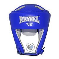Шлем боксерский REYVEL винил (3 цвета)