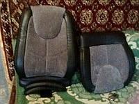 Перетяжка кресел, переобивка офисных кресел и стульев