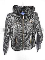 """Женская куртка Юниор Весна (13 - 18 лет) """"Mustang"""" LB-1027 , фото 1"""