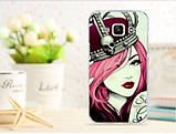 Чехол для Samsung Galaxy Win i8550/i8552 панель накладка с рисунком леопард, фото 5