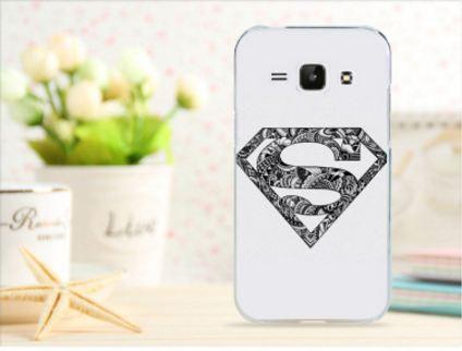 Чехол для Samsung Galaxy Win i8550/i8552 панель накладка с рисунком superman