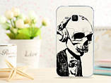 Чехол для Samsung Galaxy Win i8550/i8552 панель накладка с рисунком леопард, фото 9