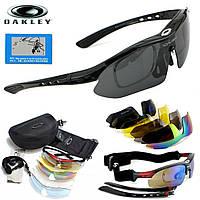 Очки для рыбалки / Очки поляризационные / Очки для спорта со сменными линзами / Тактические очки