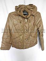"""Детская куртка на девочку Подросток Весна (10 - 14 лет) """"Mustang"""" LB-1027 , фото 1"""