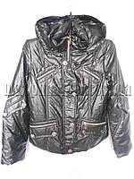 """Женская куртка Юниор Весна (14 - 19 лет) """"Mustang"""" LB-1027"""