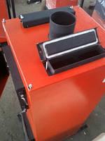 Твердотопливный котел длительного горения Amica Time U 40 кВт, фото 1