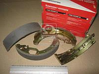 Колодки тормозные ВАЗ 1118 задние (комплект 4шт.) (ОАТ-ВИС). 11180-350209055, фото 1