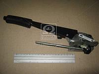 Рычаг тормозной ручного ВАЗ 2108,09 с тягой в сб. (ОАТ-ВИС). 21080-350801001