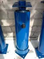 Гидроцилиндр подъема прицепа Камаз (НЕФАЗ) 8560-8603010 10т. 3-х шток., фото 1