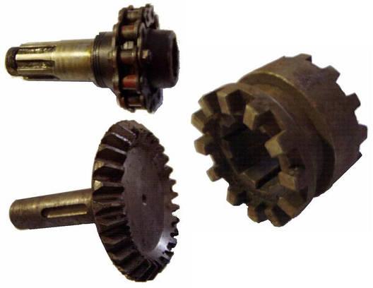 Запасные части на кран КС-2561Д (+380679445746), фото 2