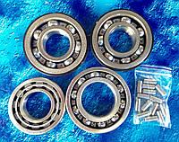 Подшипники КПП ГАЗ-53 ГАЗ- 3307/ комплект подшипников  КПП ГАЗ-53., фото 1